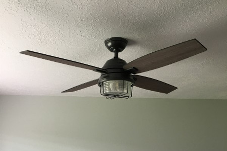 Ceiling Fan Repair Experienced Layton Electrician